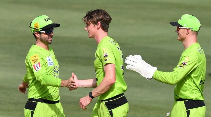 STR vs THU Big Bash League Fantasy Prediction: Adelaide Strikers vs Sydney Thunder – 25 January 2021 (Adelaide). The winner of this game will qualify for the Playoffs.