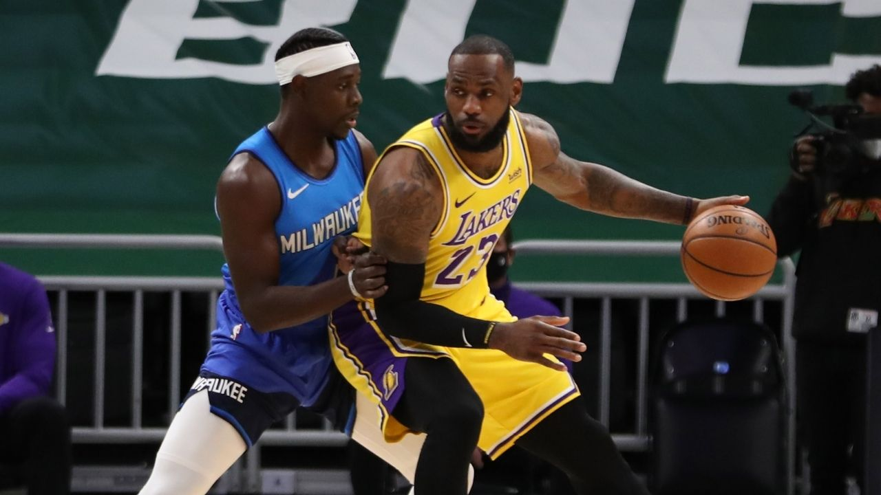 'LeBron James has been a disaster in 4th quarter': Skip Bayless insinuates that Lakers star responded to his critique with clutch 34 points against Giannis and the Bucks