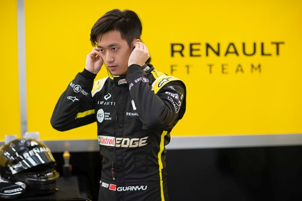 """""""I'm the closest ever to get into Formula 1 as a Chinese driver"""" - Guanyu Zhou hoping to make history this decade"""