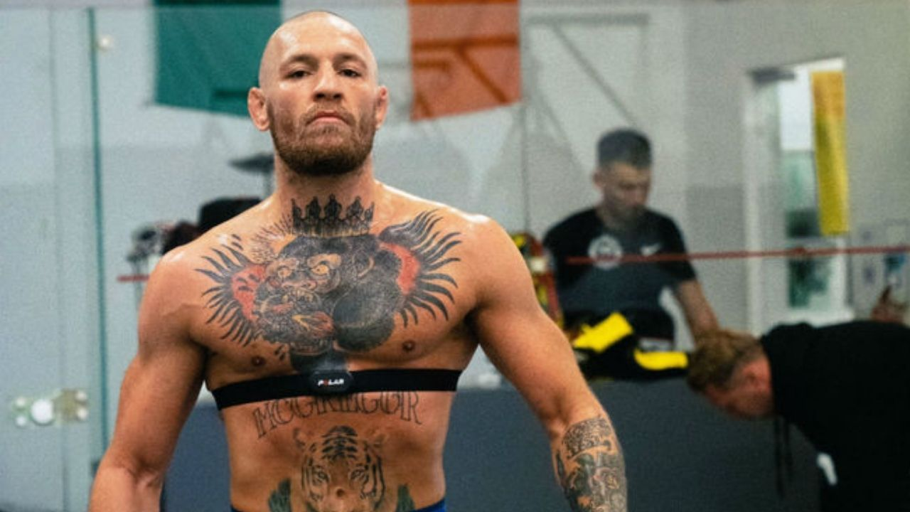 'I'll knock Dustin out inside 60 seconds': Conor McGregor predicts the outcome of the upcoming fight with Dustin Poirier