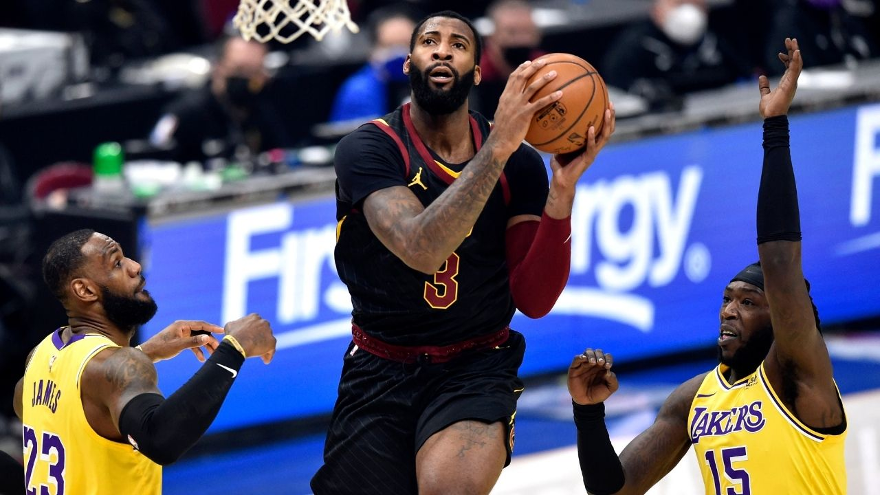 """""""Nets want Andre Drummond"""": NBA analysts says that Steve Nash wants to team Cavaliers star up with Kevin Durant and James Harden"""