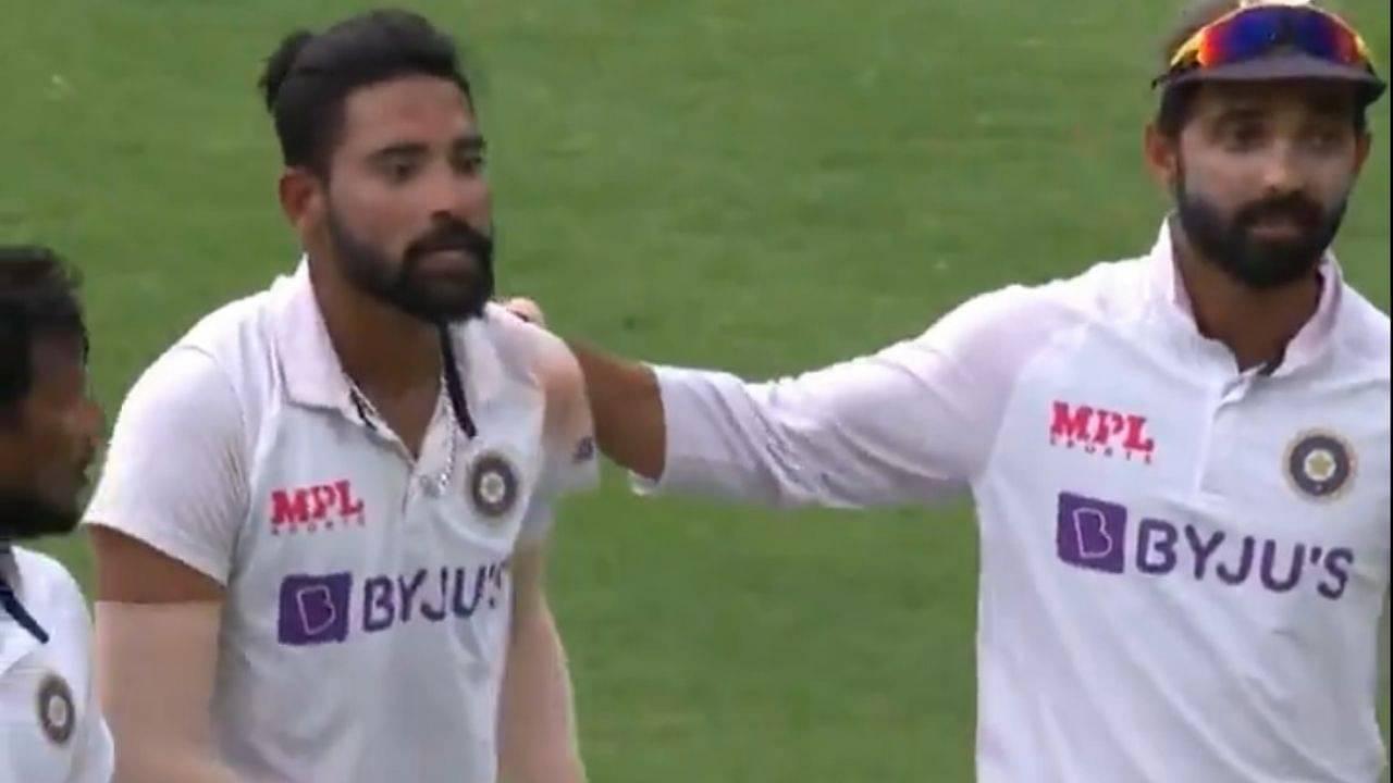 Siraj cricket five-wicket haul: Watch Mohammed Siraj dismisses Josh Hazlewood to register maiden 5-wicket haul at the Gabba