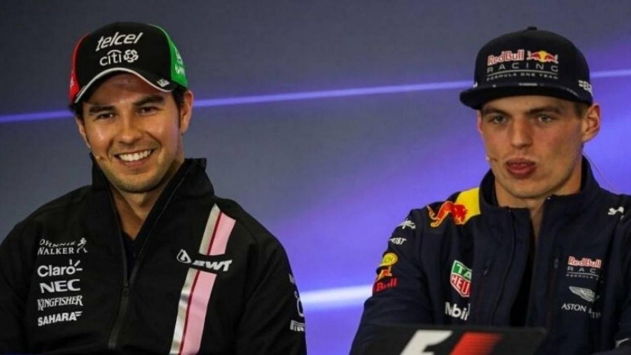 """It's a pretty big challenge""- Sergio Perez admits Max Verstappen is too quick"
