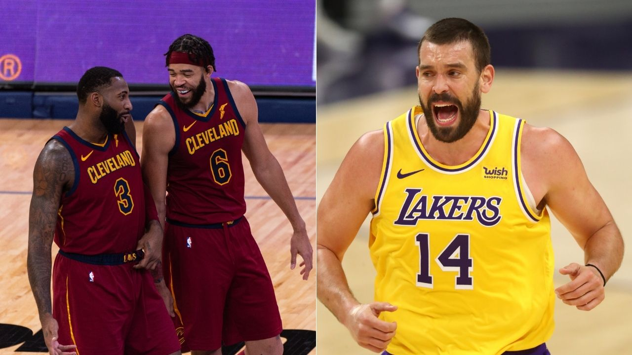 """""""Lakers need to get JaVale McGee back, Marc Gasol is getting picked on"""": Kendrick Perkins believes LeBron James and Anthony Davis need a better center"""