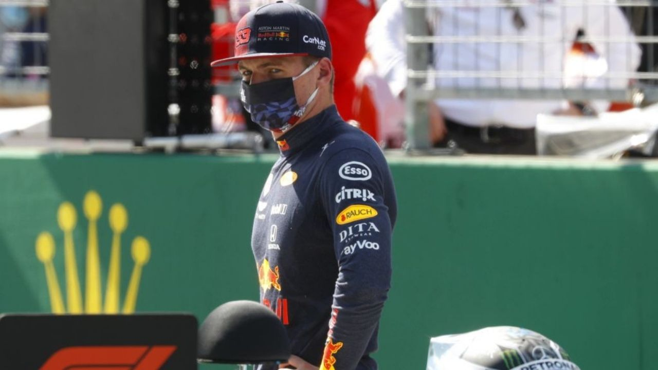 """I'm sure he's looking at the situation with interest""- Max Verstappen pouncing to take Lewis Hamilton seat"