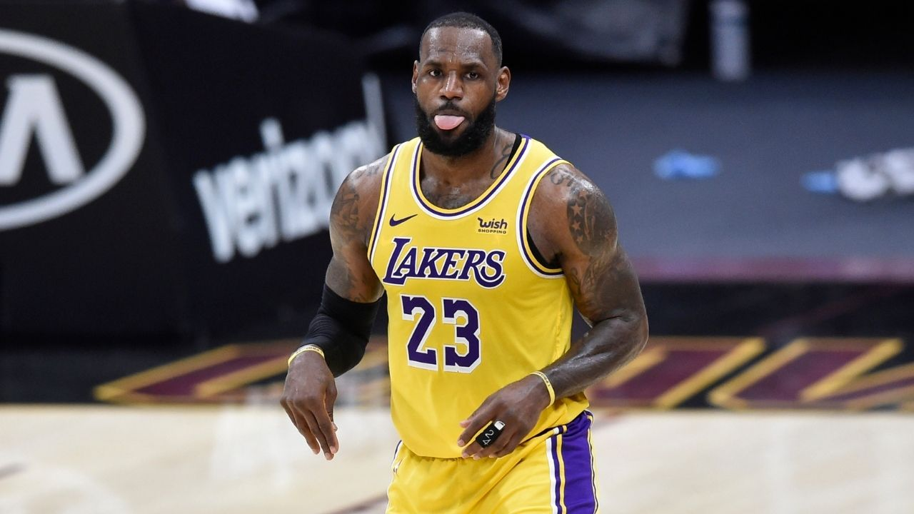 """""""LeBron James did this in 2019 too?"""": Fans roast David Griffin for saying Lakers star's presence alone makes any team a Finals contender"""