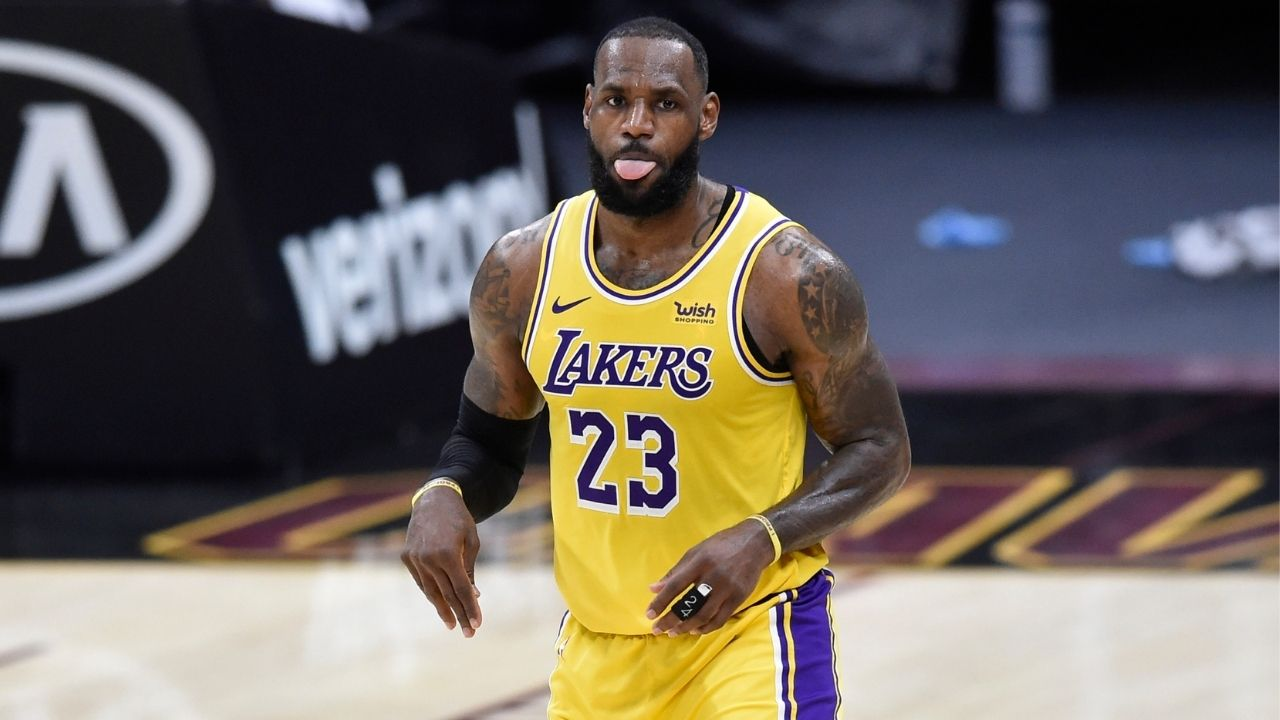 """""""LeBron James is doing everything better than 5 years ago"""": Lakers star earns the highest recognition from Sixers coach Doc Rivers"""
