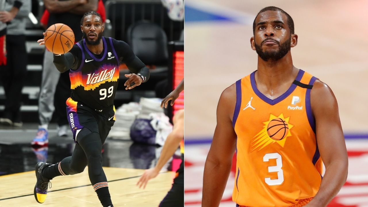 """""""I signed with Phoenix Suns after Devin Booker and Chris Paul called me"""": Jae Crowder reveals how 14 teams tried to sign him this 2020 offseason"""