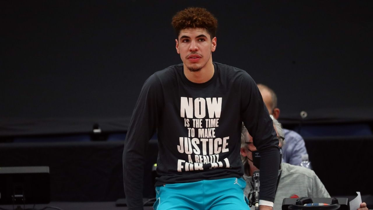 """""""LaMelo Ball is not a freakin' role player!"""": LaVar Ball unloads his frustration at Michael Jordan and Hornets for bringing his son off the bench"""