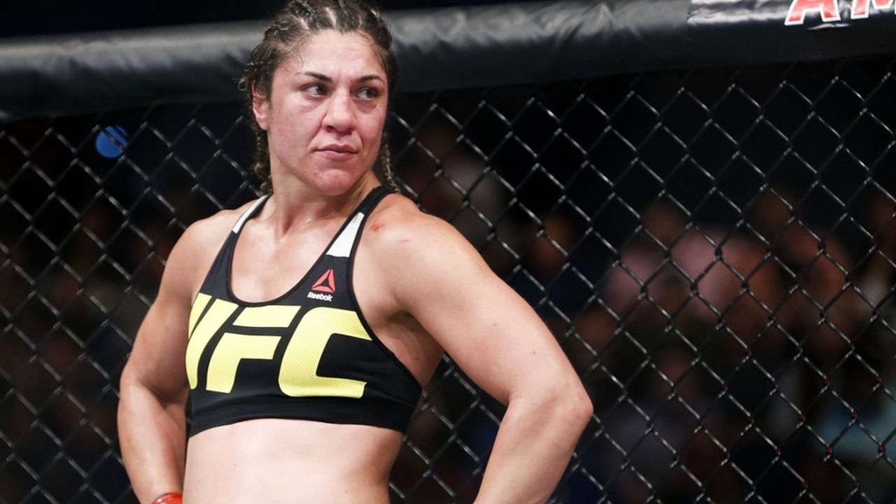 UFC News: Bethe Correia Pulls Out From The UFC Fight Island 7 Event