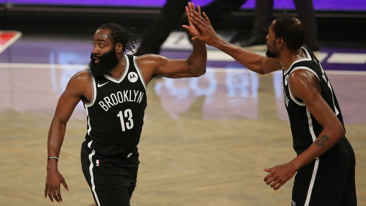 """""""Kevin Durant and James Harden can drop 50 points if you're not locked in"""": Giannis Antetokounmpo provides first-hand account of how scary the Nets are"""