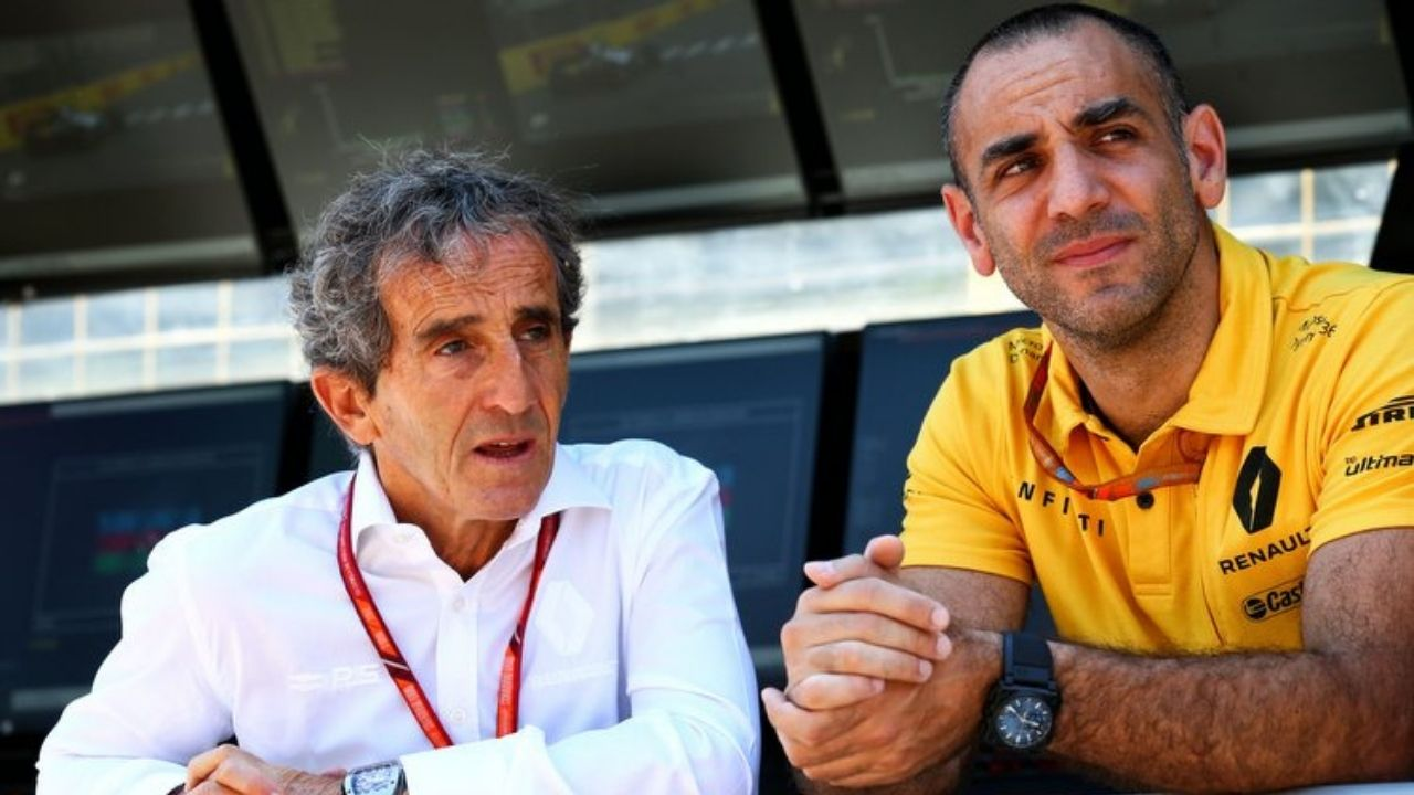 """""""Formula 1 exit would have been easy""""- F1 legend and Renault advisor on turbulent 2020 for French team"""