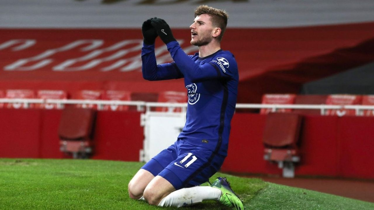 """Brutal physically and really fast"": Timo Werner Admits He's Been Taken Aback By The Premier League's Competitiveness"