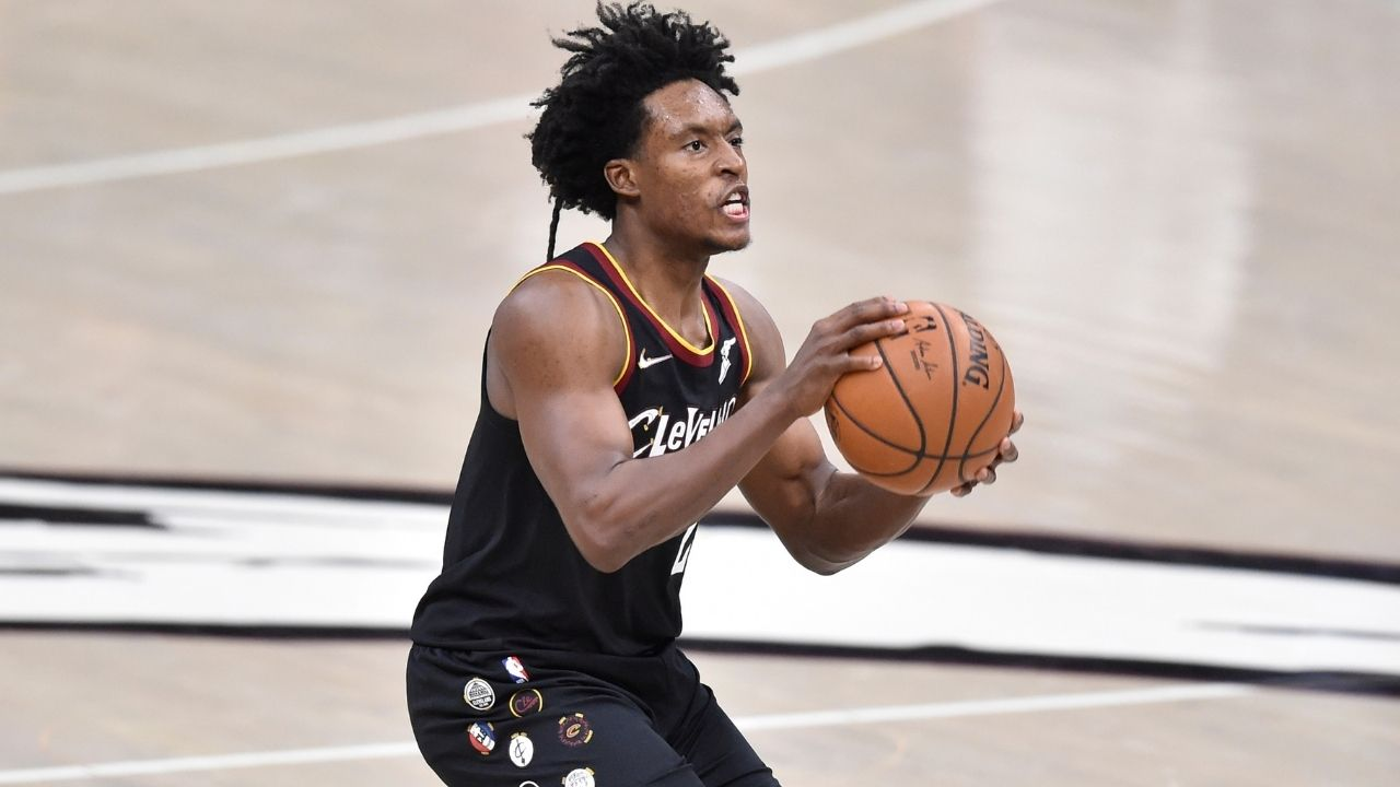 'Like Michael Jordan, he can put pressure on the defense': J B Bickerstaff lauded Collin Sexton after a majestic 42-point outing against Kevin Durant and the Nets