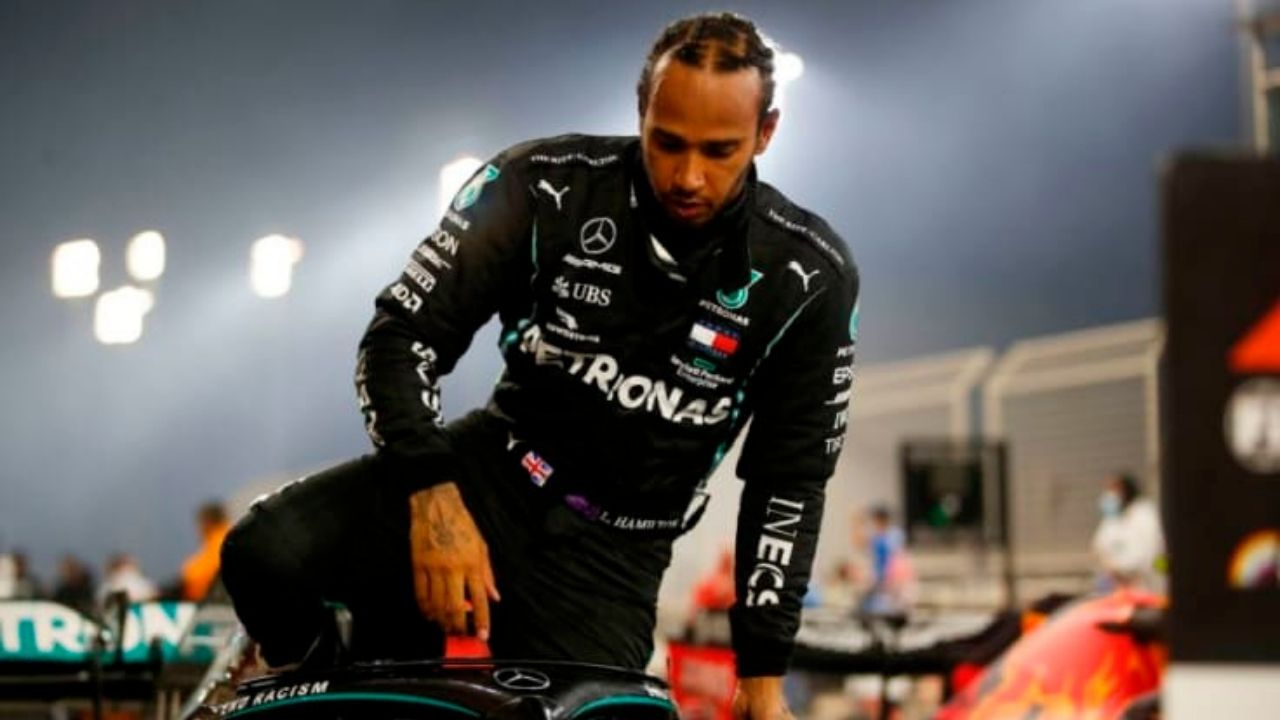 """""""You need fortune""""- Lewis Hamilton tells what is more vital than luck in F1"""