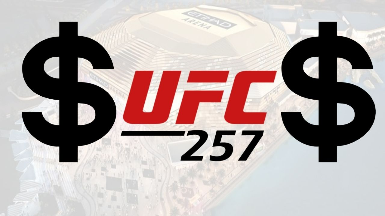 UFC 257 Fight Night Payout: How Much Money Will Each Fighter Receive?