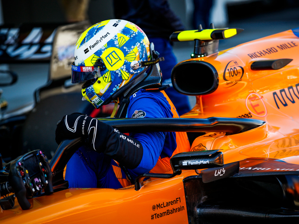 """""""It's a better package""""— Lando Norris confident McLaren will do better with Mercedes engine"""