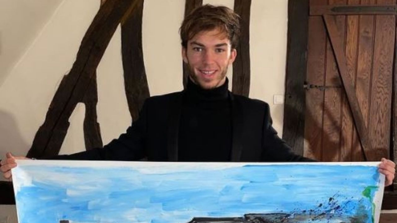 """""""It's the best day of my life""""- Pierre Gasly after receiving memorable Christmas gift"""