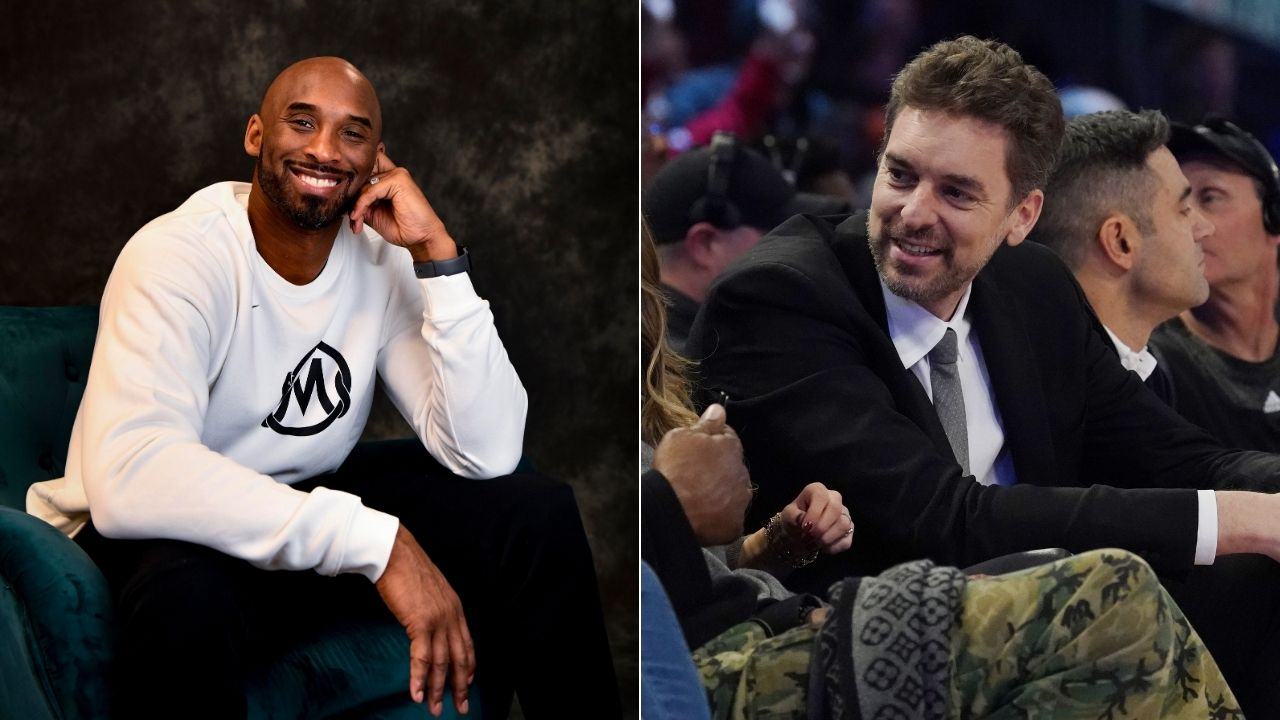 """Maybe, you never know"": How Kobe Bryant met Pau Gasol ahead of Spanish star's blockbuster trade to the Lakers"