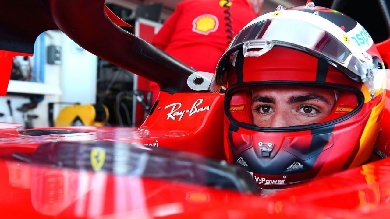 """The pressure in Maranello is tremendous.""- Former Ferrari man warns Carlos Sainz"