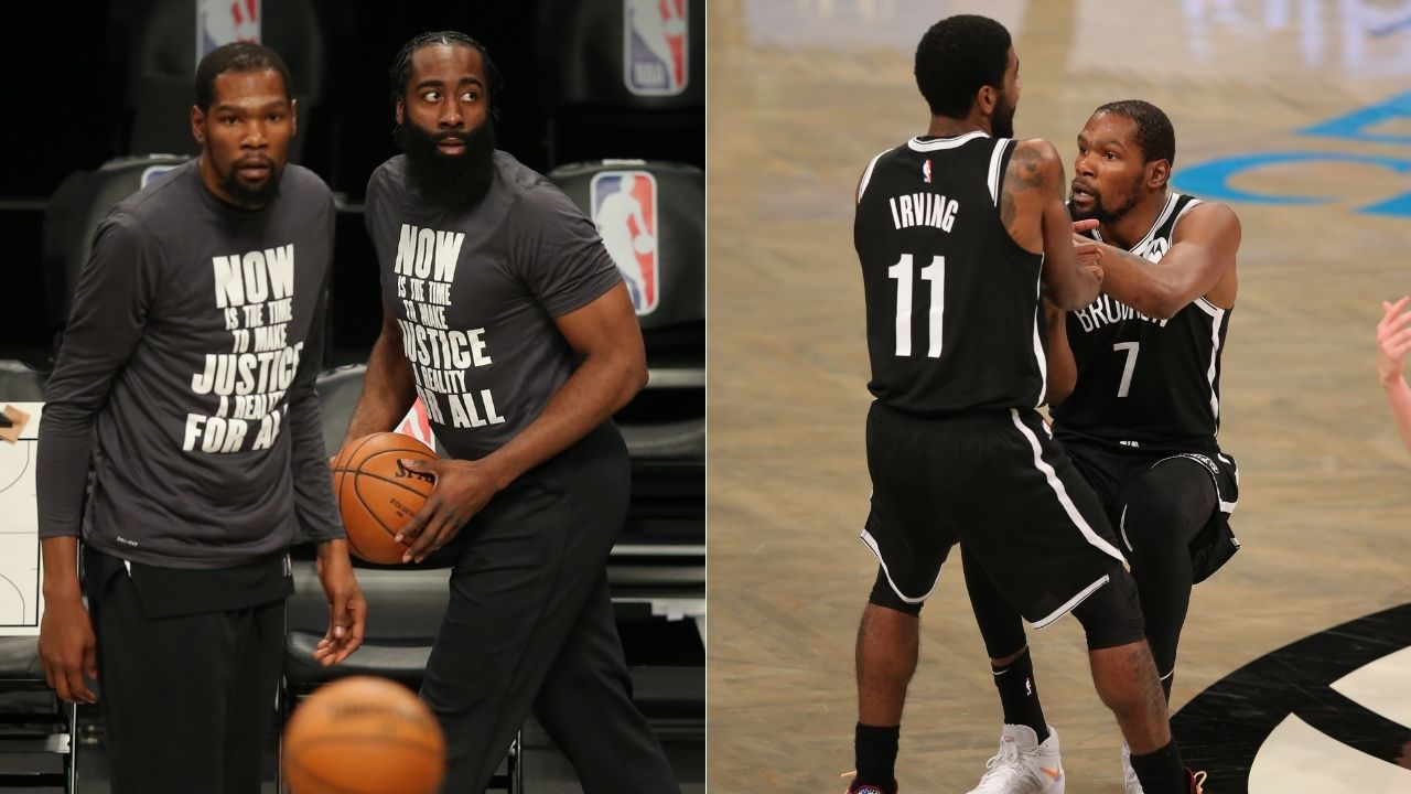 'James Harden, I am not a yes man': Lakers legend Shaquille O'Neal fires back at Nets star after he accuses Shaq of putting him down