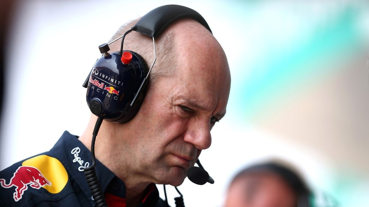 """""""Media does a good job of telling everyone that Adrian Newey builds the best chassis""""- Mercedes mocks media praise for Adrian Newey"""