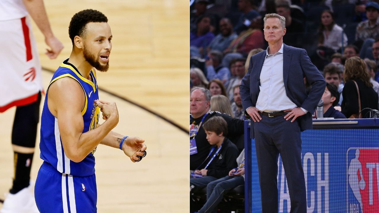 """""""Steve Kerr is running a calculus offense with pre-algebra players"""": Kevin O'Connor wants Warriors to run more pick-and-rolls with Steph Curry"""