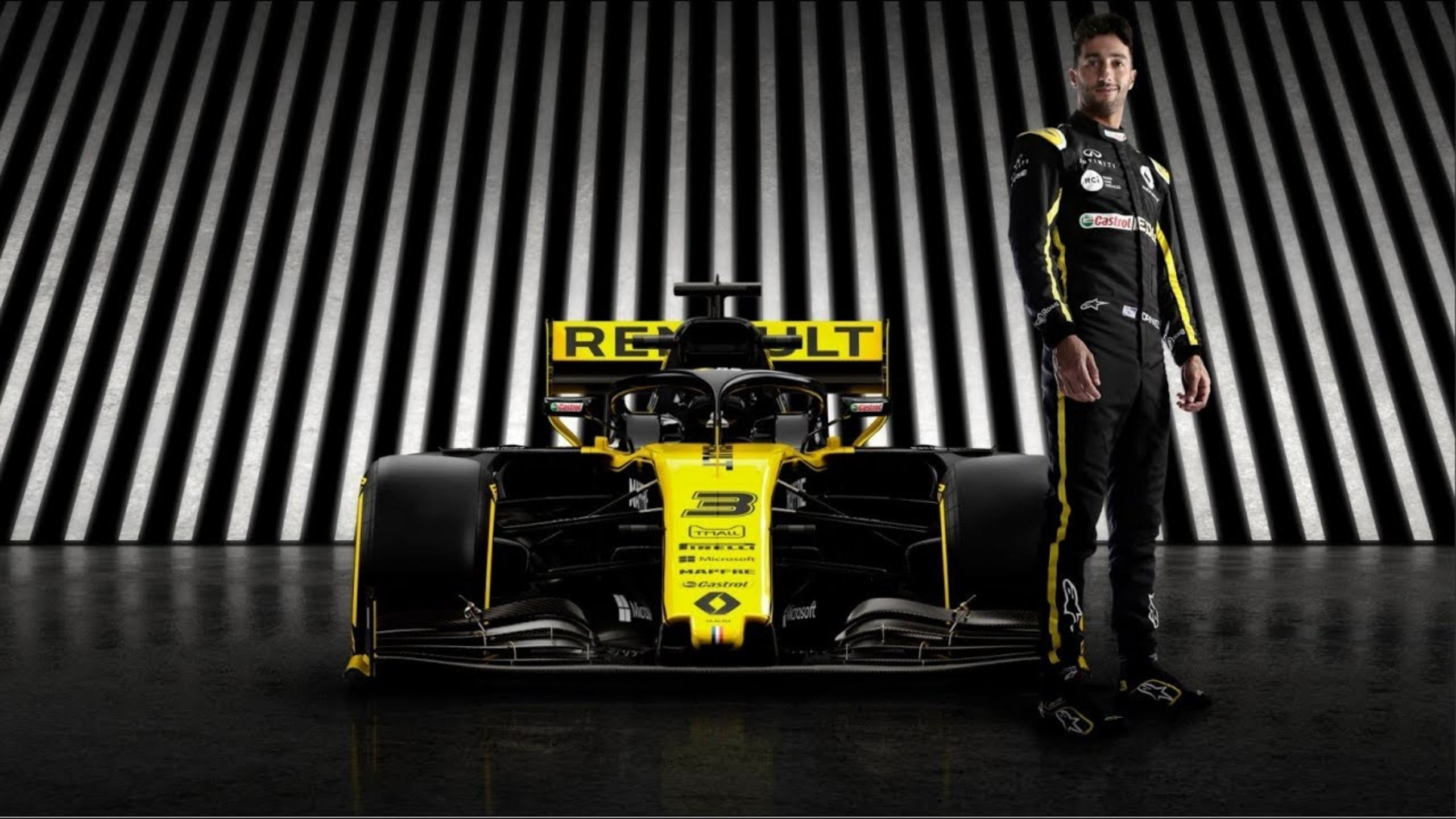 """Hearing a few F-bombs from Cyril"" - Daniel Ricciardo reminiscences his days with Renault as he begins journey at McLaren"