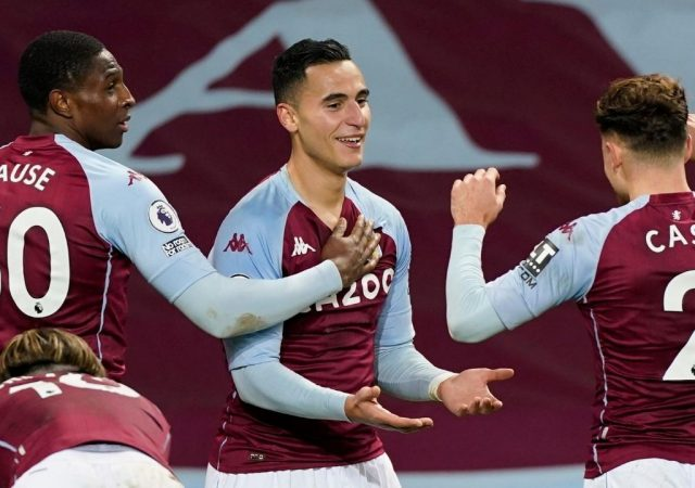 Aston Villa's Entire First Team Goes Into Isolation As Ten Players Test Positive For Coronavirus