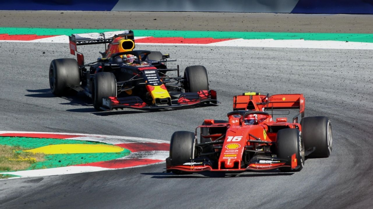 """""""Maybe our car was worse than Ferrari's""""- Verstappen on Red Bull preparation"""