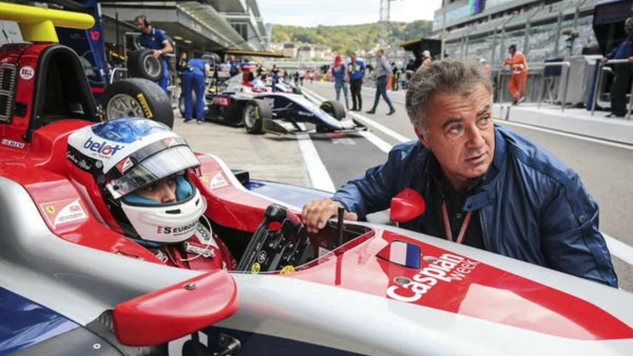"""A lot of emotions for me""- Emotional Alesi snr. on his son's participation in Ferrari's test; clarifies academy exit"