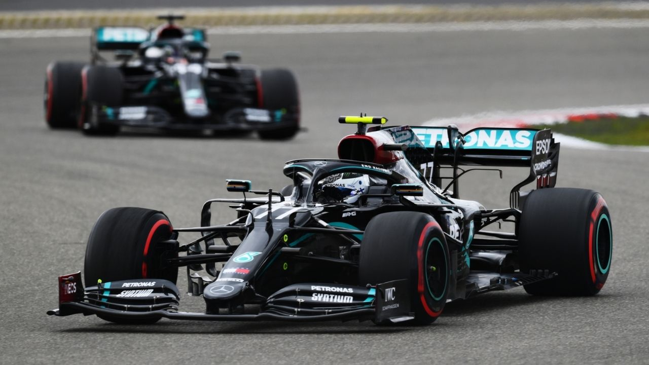 """""""We have fears""""- Mercedes worried about new tyre and aerodynamics 2021 regulations"""