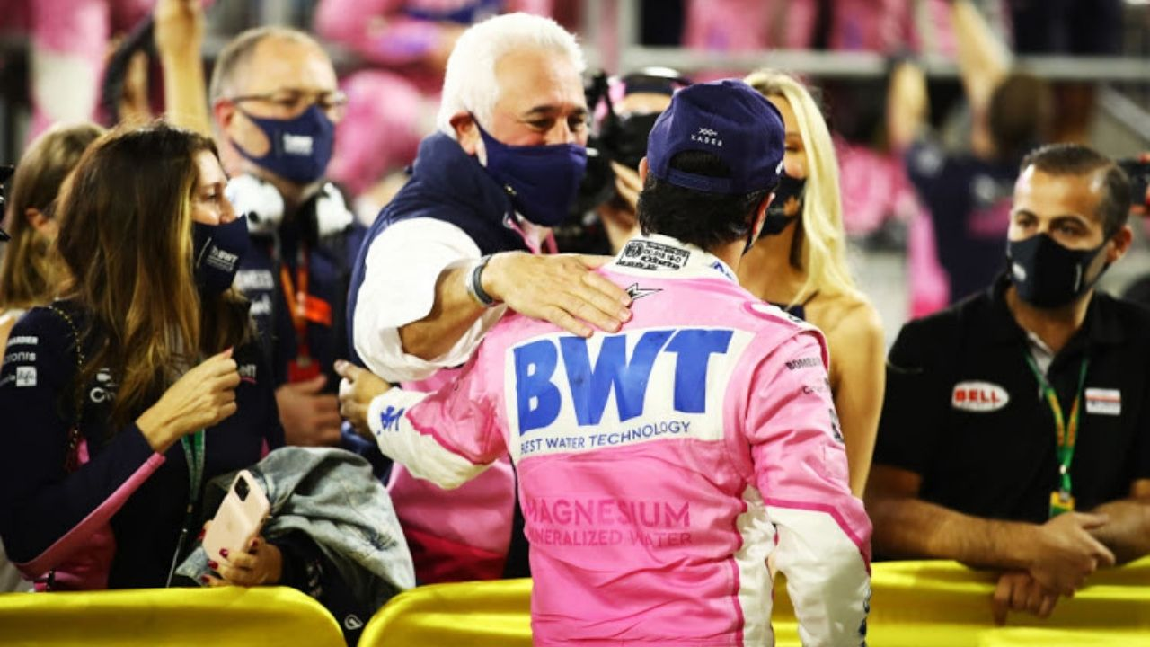 """""""He's taken the whole team into a different level""""- Sergio Perez credits Lawrence Stroll for Racing Point resurgence after Force India crisis"""