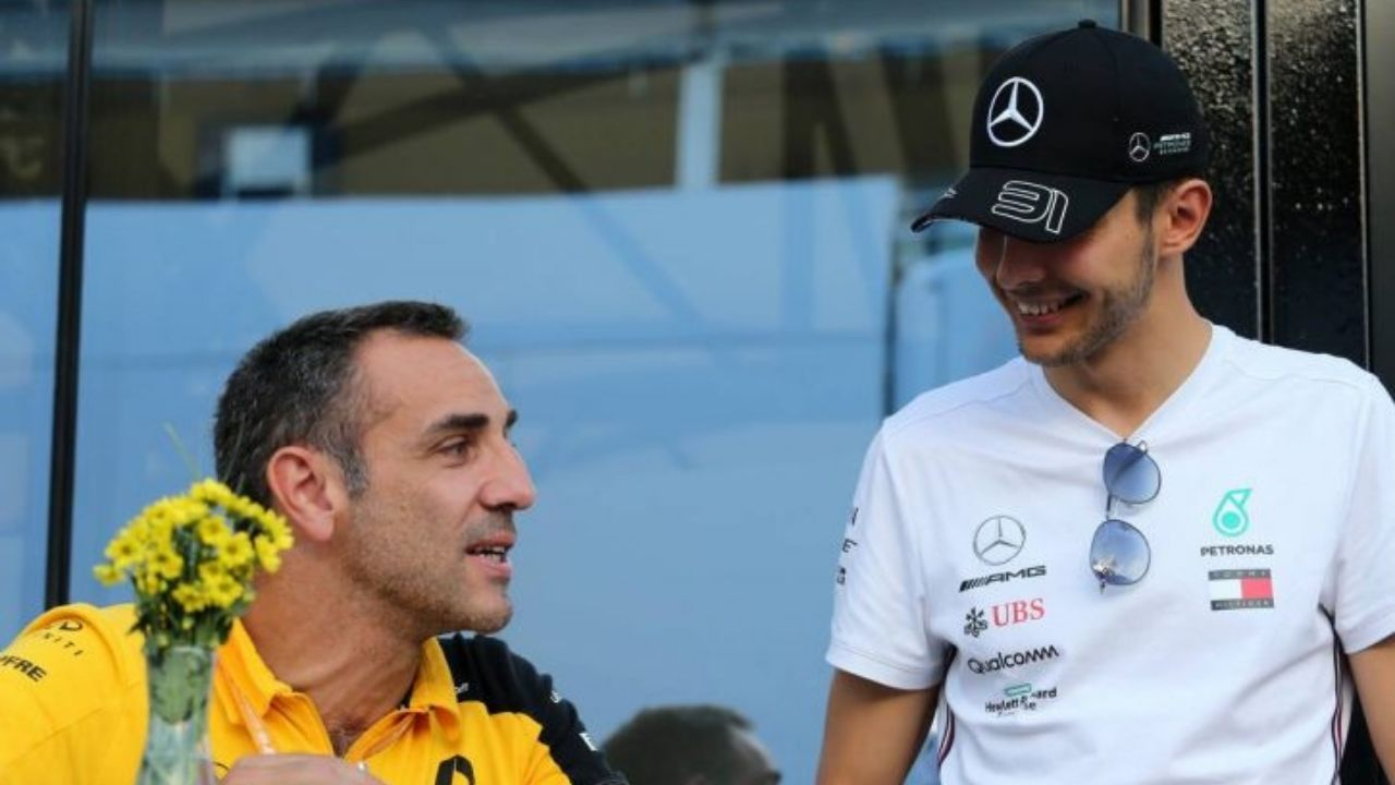 """""""We have seen with Daniel the benefit of the second year versus the first year""""- Cyril Abiteboul confident of stronger Esteban Ocon for 2021"""
