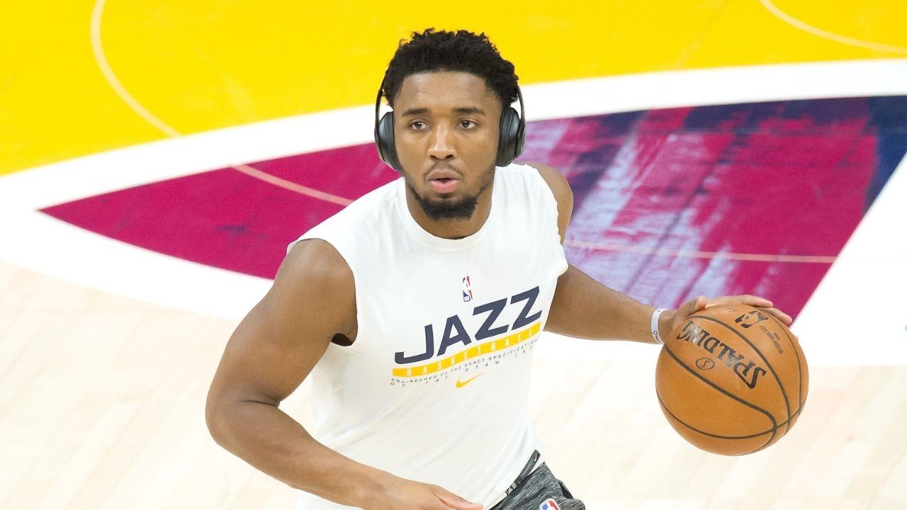 """""""Donovan Mitchell is a great basketball ambassador"""": Jazz All Star receives NBA Cares Community Assist Award after pledging $12 million in scholarships"""