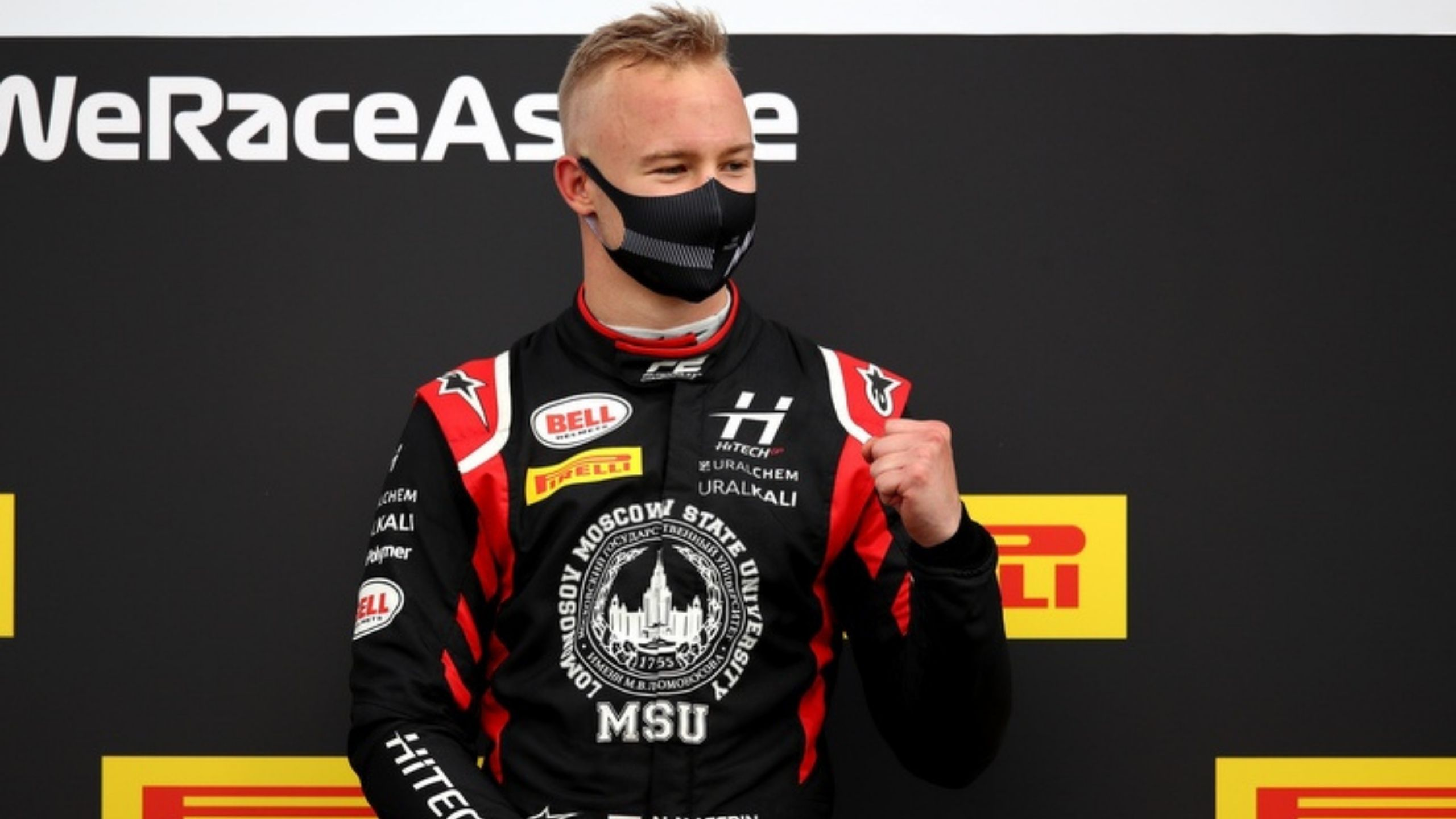 """""""And I plan to move to F1 with them"""" - Nikita Mazepin reveals the special people who will join him as support staff at Haas next season"""