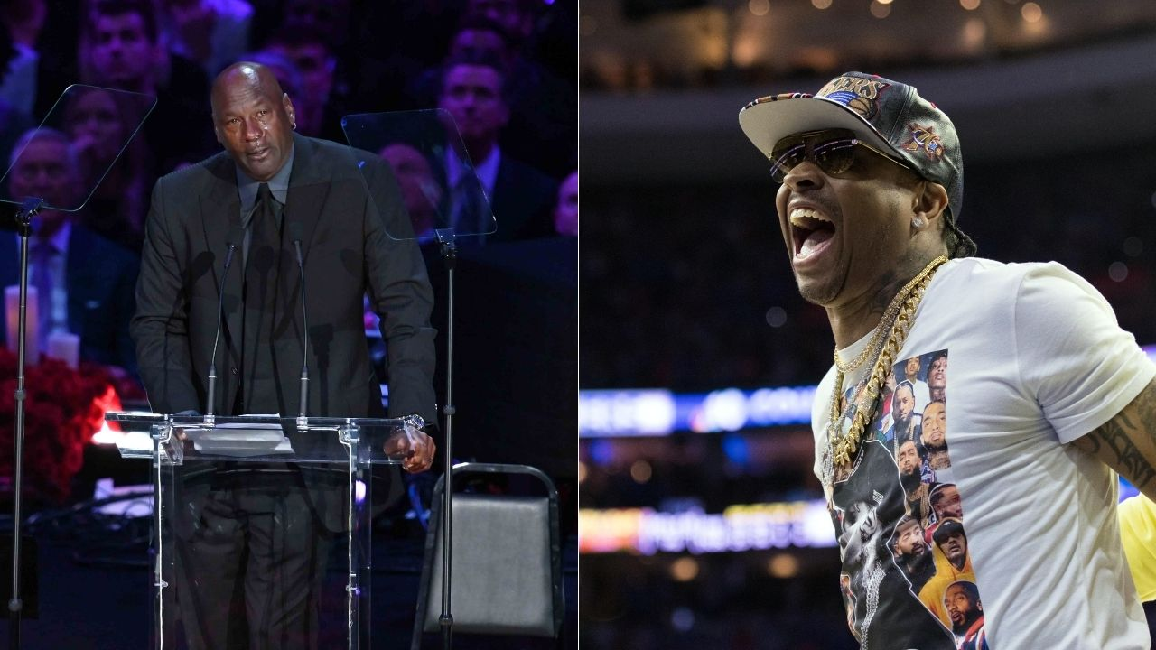 """""""Allen Iverson set to rival Michael Jordan in sneaker battle"""": Master P reveals marketing plan for Reebok if he acquires struggling brand from Adidas"""