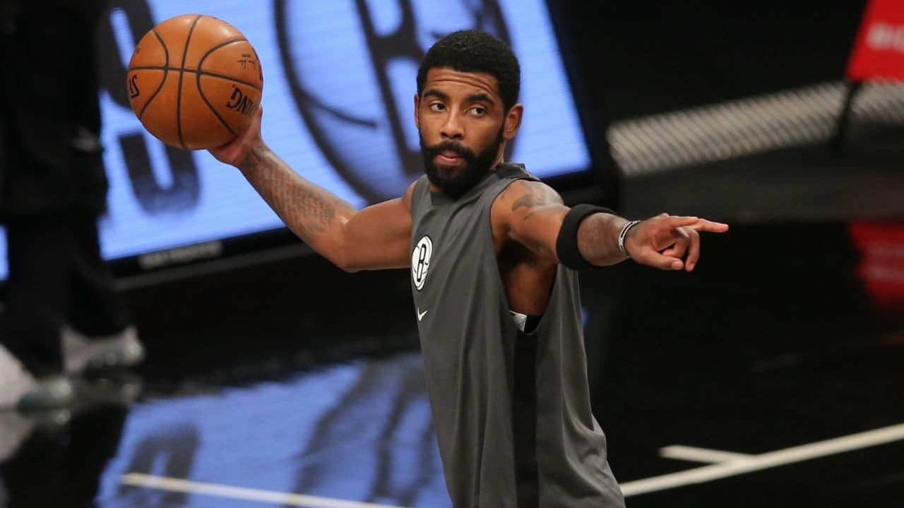 """""""Kyrie Irving has upset Nets management"""": NBA reporter claims Brooklyn Nets have had minimal contact with their star during his leave for 'personal reasons'"""