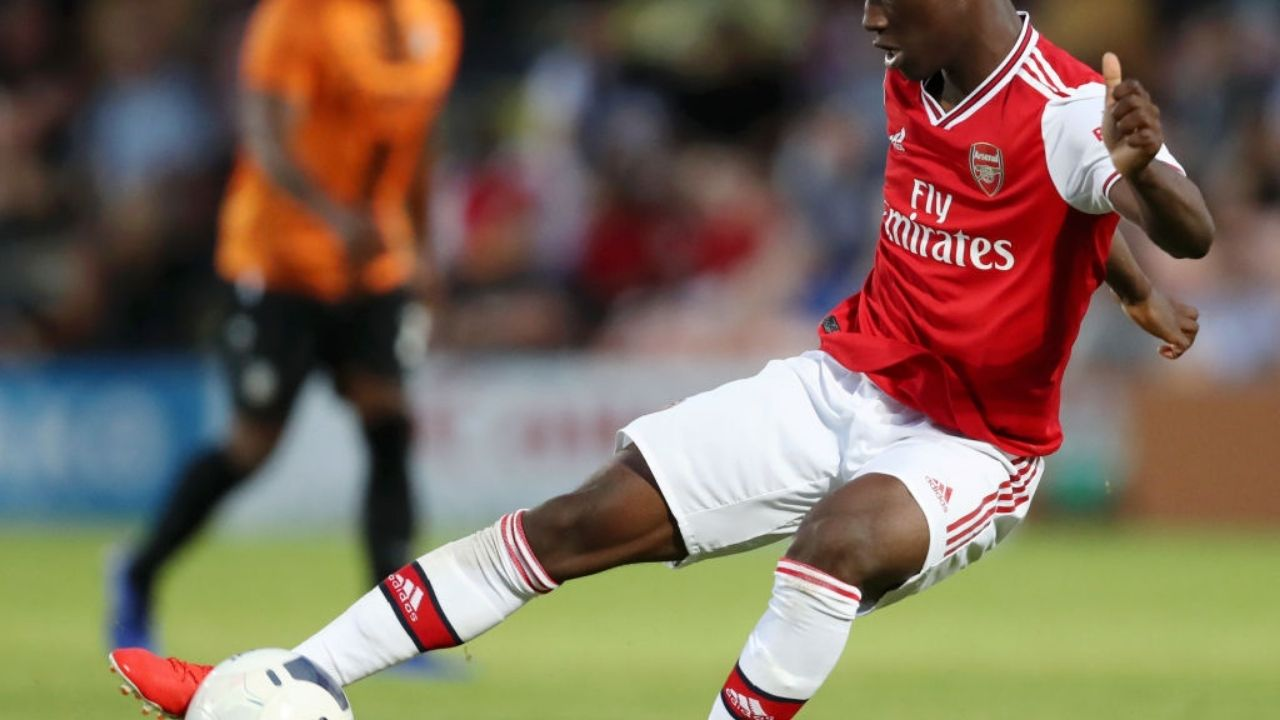 """""""I'm not sure about the agent."""": Mikel Arteta Hints At Agent's Role In Stalling Florian Balogun's Contract Extension"""