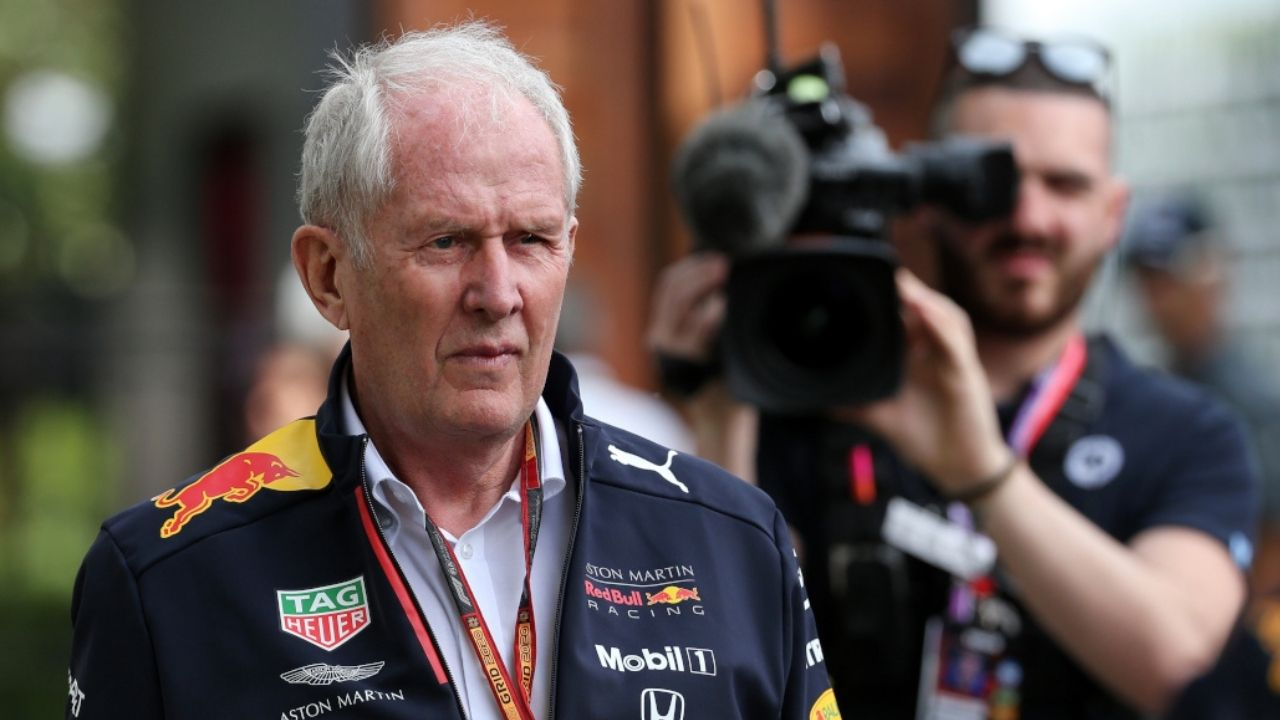 """""""We've never had a number one or two""""- Helmut Marko says Max Verstappen will be all alone in 2021"""
