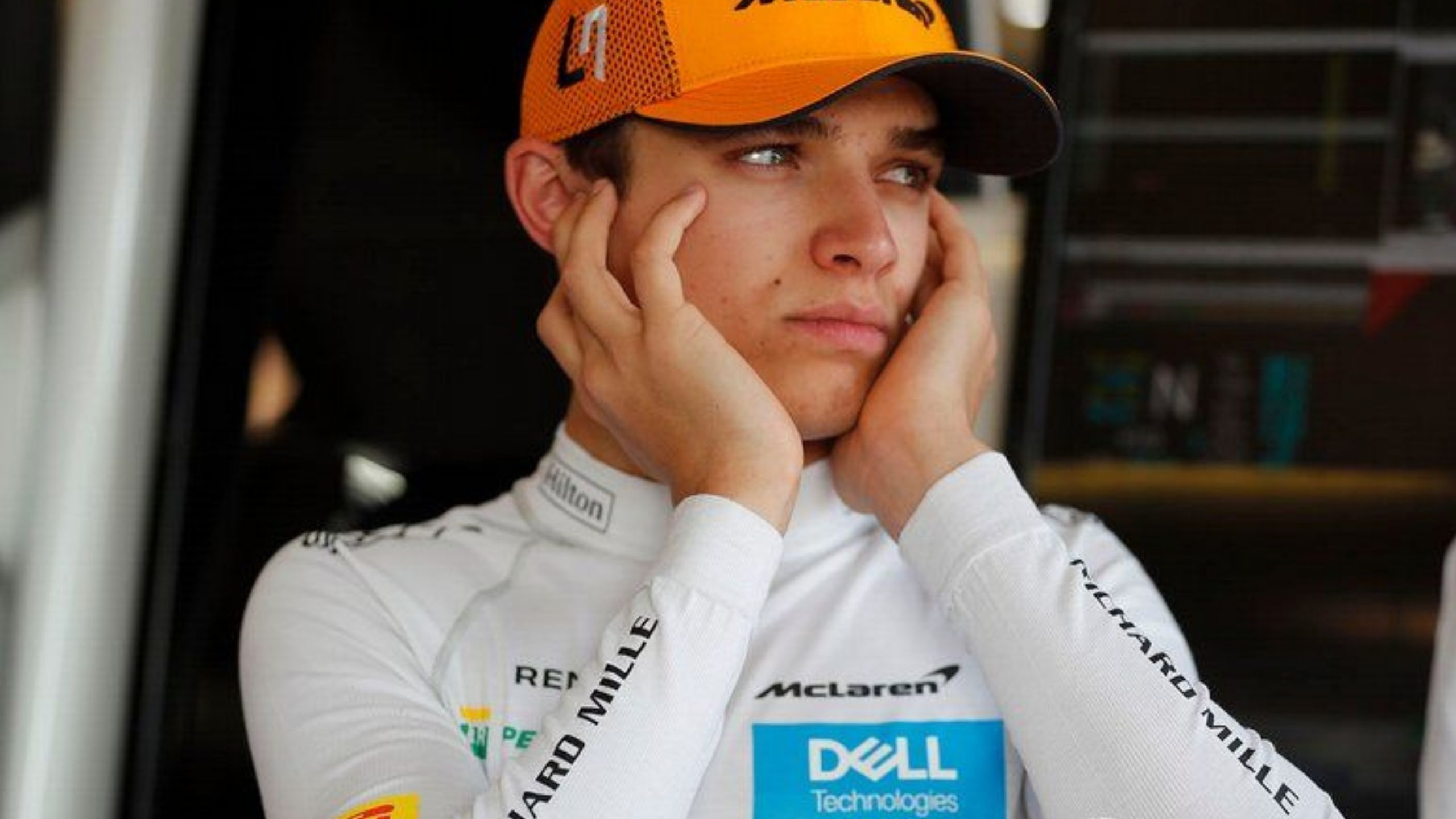 """""""I don't try and be someone fake and someone I'm not"""" - Lando Norris not bothered by 'funnyman' image created outside the paddock"""