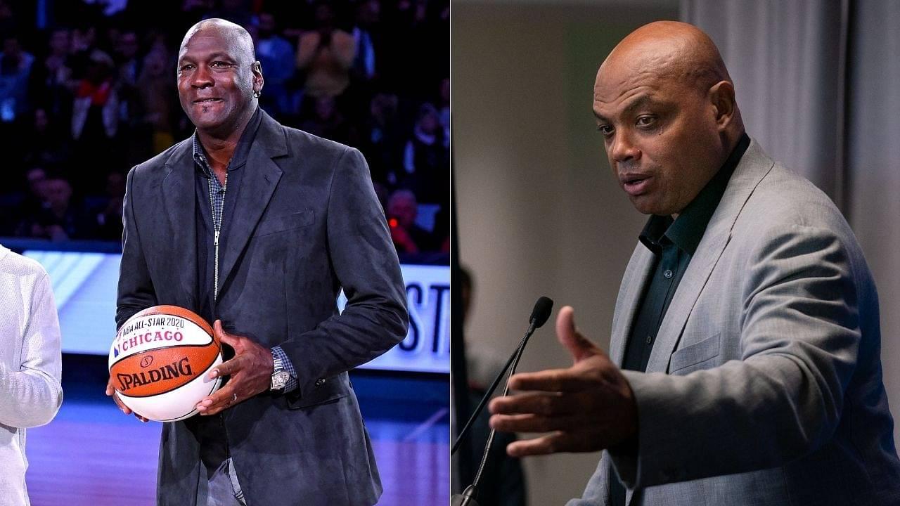 """""""Michael Jordan didn't deserve to win MVP"""": 1993 MVP Charles Barkley slammed the notion of MJ being more deserving than him"""