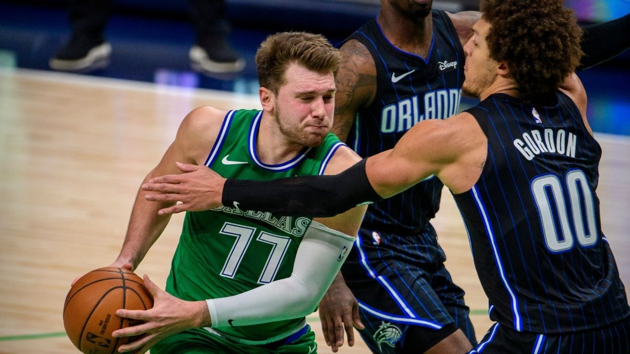 """""""Is Luka Doncic becoming a diva?"""": Skip Bayless rips into Mavericks star for pouting after not getting the ball in clutch vs Giannis Antetokounmpo and co"""