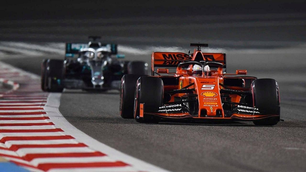 """In our motor department they were a bit annoyed""- Mercedes chief designer on Ferrari challenge"