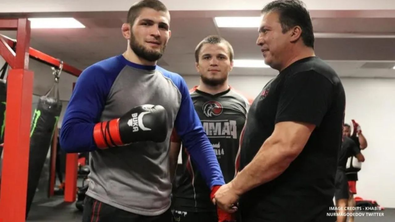 """I am a free agent"": Khabib Nurmagomedov hints at a career switch post UFC 257"