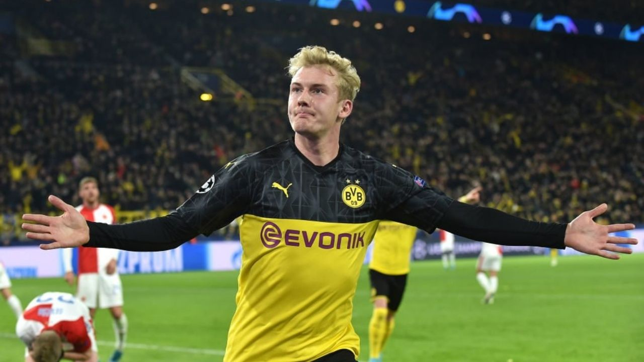 Arsenal Players Start Discussing Julian Brandt Transfer With The Club Said To Be Working On A Move