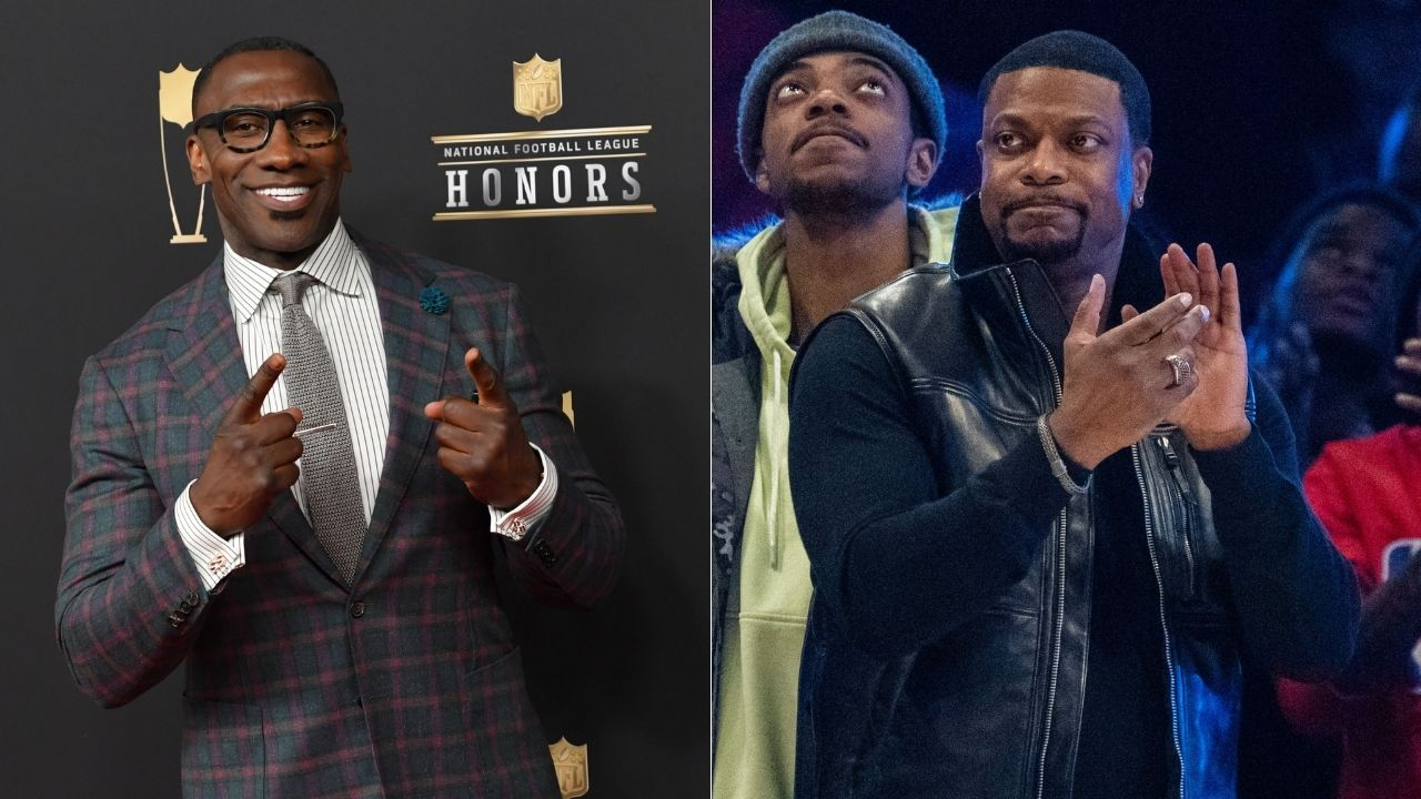 """""""How's Tuck going to bench GOAT LeBron James"""": Shannon Sharpe hilariously reacts to Chris Tucker's all-time NBA starting 5 without the Lakers star"""