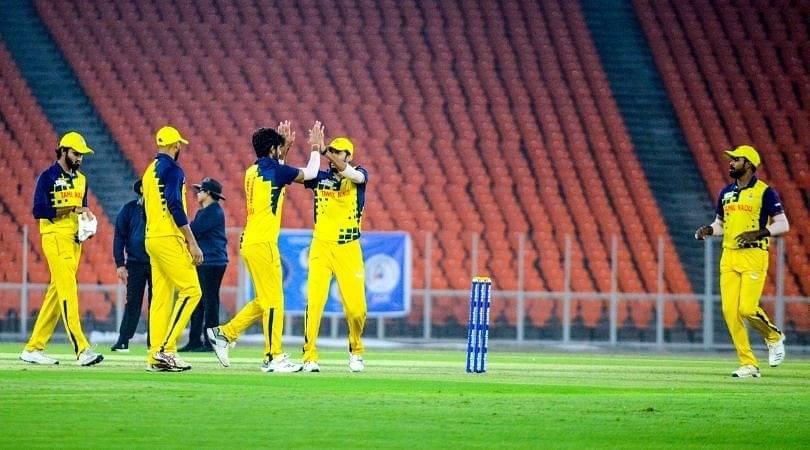 TN vs RJS Semi-Final Fantasy Prediction: Tamil Nadu vs Rajasthan – 29 January 2021 (Ahmedabad). The Rajasthani bowlers would want to trouble the strong Tamil Nadu batting line-up.