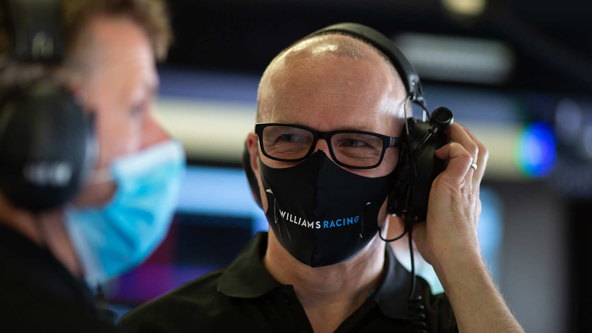 """There will always be a place here for Claire to pop back and see us"" - Williams F1 team principal Simon Roberts confirms team name after Dorilton Capital takeover"