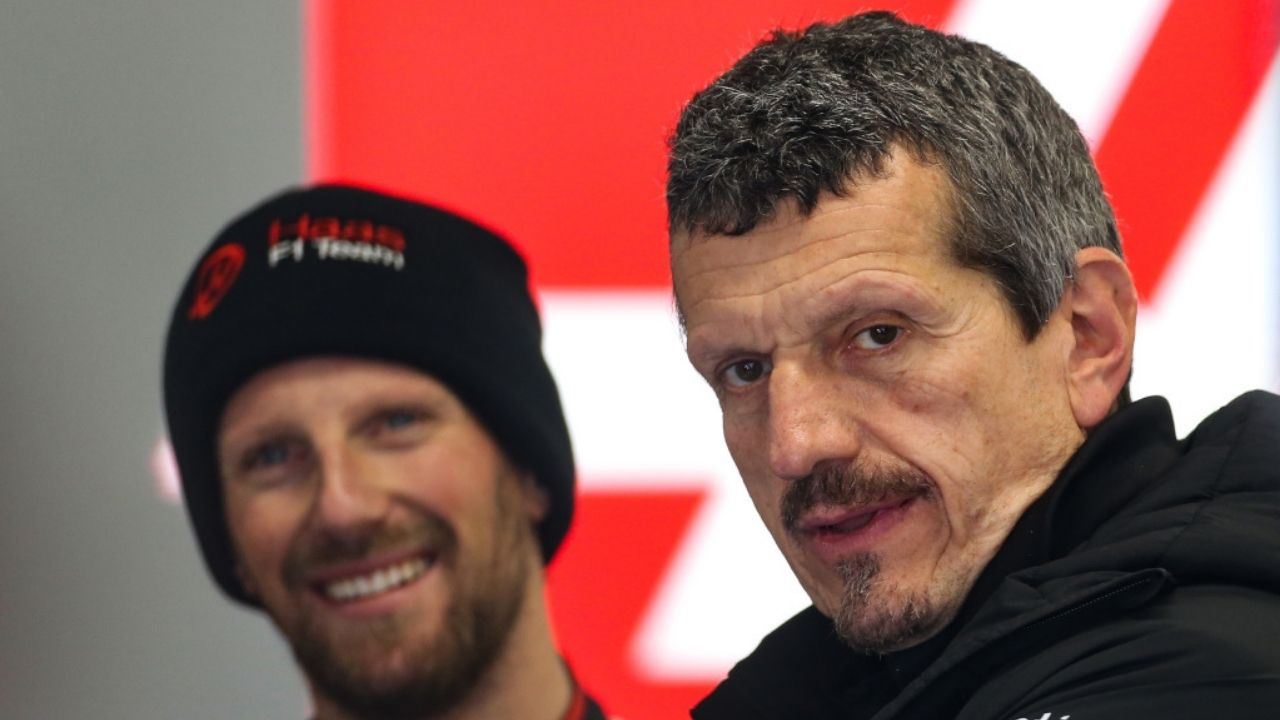 """""""Romain was one of the best""""- Guenther Steiner claims ex-Haas driver never got enough credit"""